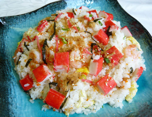 Sushi Fried Rice